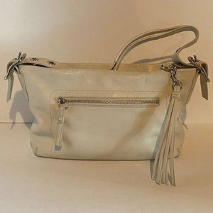 COACH White Shoulder Bag JUST REDUCED